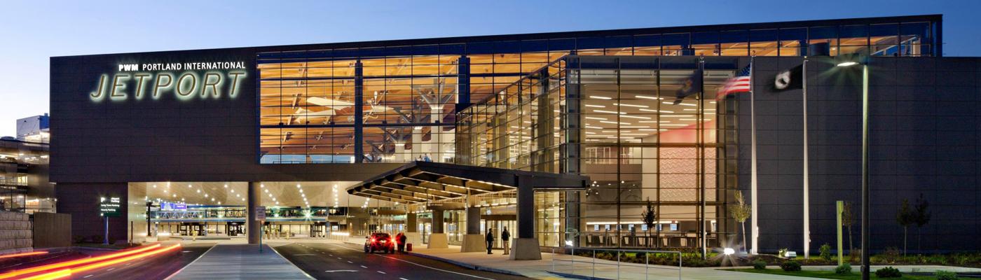 About the Jetport | Portland International Jetport